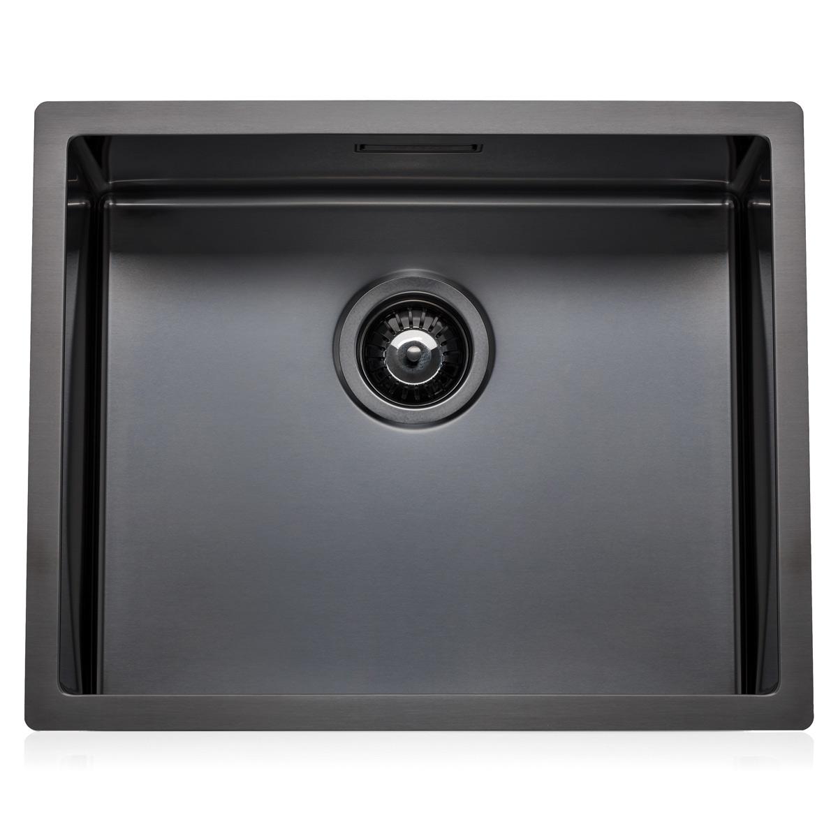 Chiuveta-Bucatarie-Inox-CookingAid-Box-Lux-50-Grey-0